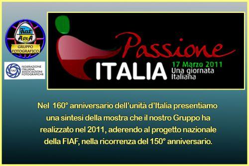 Passione Italia video